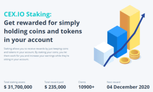 cex.io staking